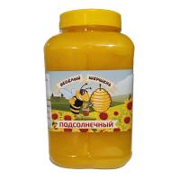 Подсолнечный мед 1 L