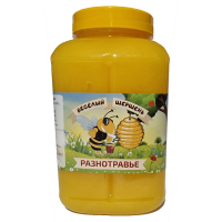 Цветочный мед 1 L
