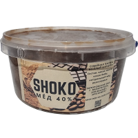 Шоколадный мед 40% 0,5 L